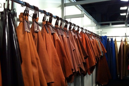 bolonga leather fair